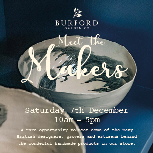 Burford Garden Company's Meet the Makers event 2019