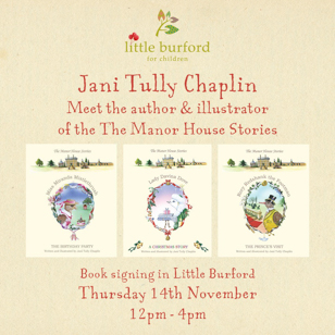Jani_Tully_Chaplin_book_signing_Little_Burford_14.11.19-2
