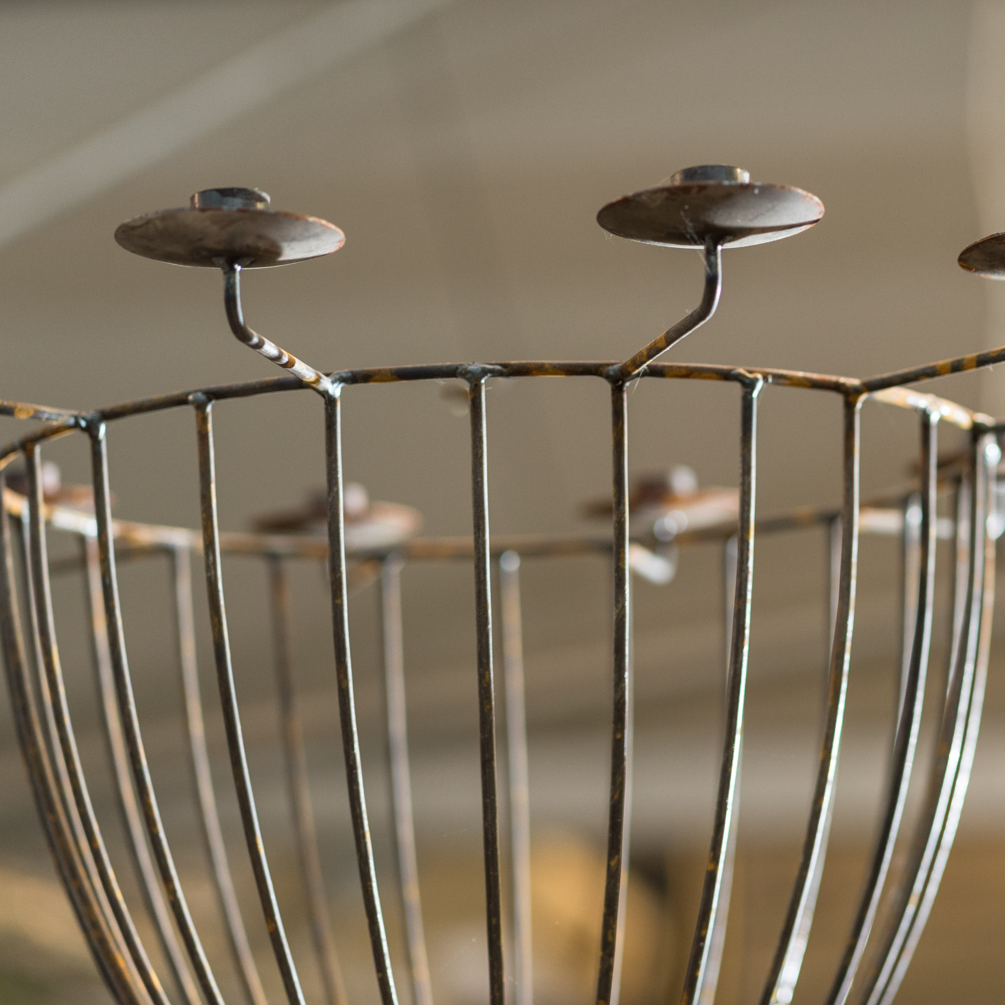 Standing Chandelier – 12 Candles