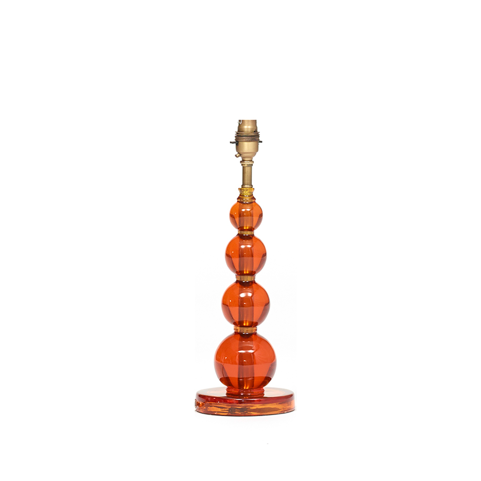 Buy pooky aurora table lamp orange pooky lighting burford pooky aurora table lamp orange geotapseo Image collections