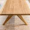Delta Oiled Oak Coffee Table