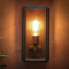 Birch Wall Light Bronze Small