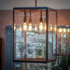 Hazel Garden Pendant Light Bronze Large