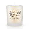 Frosted Glass Votive Candles with Recycled Wax 30cl