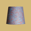 Pooky Tall Tapered Marbled Shade - Blue/Red Arno - 30cm