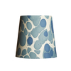 Pooky Tall Tapered Marbled Shade - Blue Sesia - 25cm
