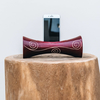 Mango Wood Speaker Bourdeaux Arabesque Small