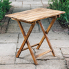Mango Wood Café 2 Seater Table