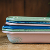 Marbled Enamel Dishes - Small and Large