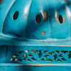 Moorish Lantern Blue
