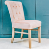 Pink Chanti Velvet Dining Chair