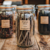 100% Epicés Gourmet Jars, Natural Liquorice Sticks