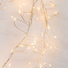 360 Silver Wire Amber Multifunction Cluster Micro LED Light Set