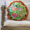 Eleni Malami Elli Cushion Mint Round