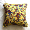 Eleni Malami Cymone Cushion Pale Lemon Square