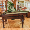 William IV Rosewood Bagatelle Table