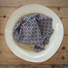 Cressida Bell for Burford Tea Towel, Red Daisy