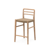 Jared Reclaimed Teak Garden Bar Chair