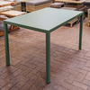 Sage Green Aria Dining Table
