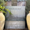 Veneto Extra-Large Zinc Water Feature