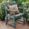 Bobbin Blue Indian Chair - Cushion not included
