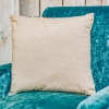Daphne Embroidered Cushion Reverse