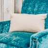 Daphne Embroidered Long Cushion Reverse