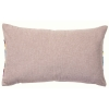 Daphne Long Embroidered Cushion reverse
