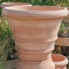Italian Imprunetino Terracotta Pot, Small