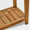 Woodcroft Reclaimed Pine Console Table