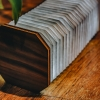 Wooden Accordion Light