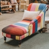 Kilim Chaise Longue (cushion not included)