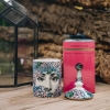Fornasetti Ortensia Profumi Candle 300g, lid removed