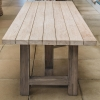 Shragi Indoor/Outdoor Teak Dining Table
