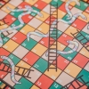 Combination Games Set, Snakes and Ladders board
