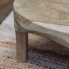 Samba Teak Root Low Table - small, detail