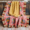 Paradise Garden Old Pink Quilts