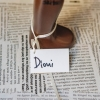 Dioni Table Lamp, detail of base