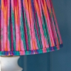 Pooky Straight Empire Shade Pink Ikat by Matthew Williamson - not litn