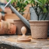 Oak Pot Tamper