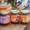 Chocolate Lovers Gift Box - trio of chocolate spreads