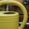 Sustainable Watering Can, Lime green,detail