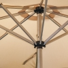 Chadlington Elliptical Set - parasol detail