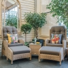 Chadlington Recliner Chair Set from Burford Garden Company