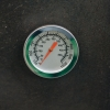 Modular Complete Outdoor Kitchen - built-in lid thermometer