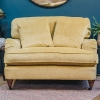 Georgie Loveseat in Minton Quince
