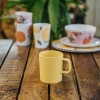 Bamboo Mug - Yolk Yellow