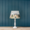 Daisy Table Lamp in Dash of Soot