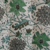 Sitapur Mattresses - in Moss Swatch Detail