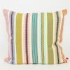 Dolores Blanco Cushion from Afroart